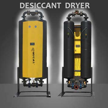 Desiccant Dryer
